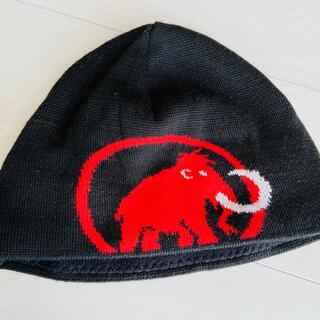 マムート(Mammut)のMAMMUT ニットキャップ(ニット帽/ビーニー)