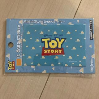 ディズニー(Disney)の新品 未開封 ICカードステッカー(その他)