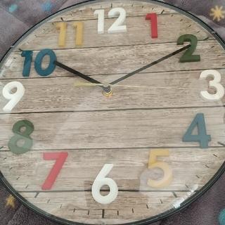 ニトリ(ニトリ)の掛け時計(掛時計/柱時計)