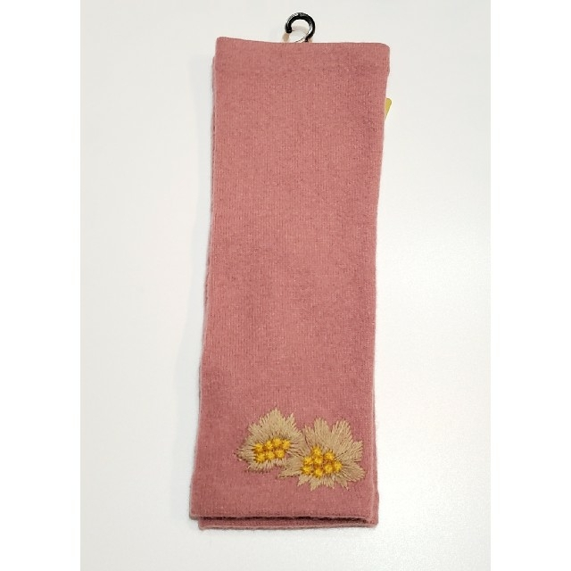 Sybilla(シビラ)のシビラ Sybilla 刺繍 ウール·カシミヤ混 アームカバー 指なし手袋 レディースのファッション小物(手袋)の商品写真