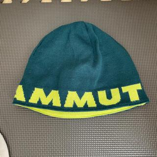マムート(Mammut)のマムート MAMMUT ビーニー リバーシブル ニットキャップ スキー スノボ(登山用品)