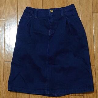 レトロガール(RETRO GIRL)のRETRO GIRL デニムスカート(ひざ丈スカート)