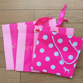 ヴィクトリアズシークレット(Victoria's Secret)のヴィクトリアシークレット・ピンク ショップ袋(ショップ袋)