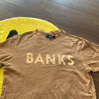ロンハーマン(Ron Herman)のロンハーマンで購入 BANKS メンズTシャツ S(Tシャツ/カットソー(半袖/袖なし))