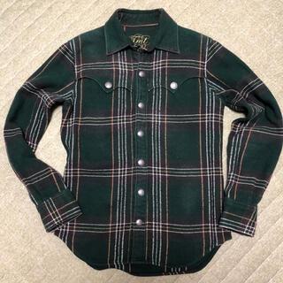 ティーエムティー(TMT)のTMT ネルシャツ(シャツ)