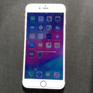 Softbank - iphone6s plus 128GB 本体 中古 SoftBank