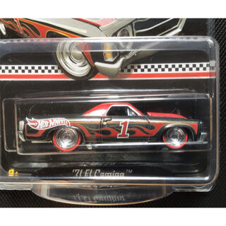 シボレー(Chevrolet)のホットウィール 2015 コレクターエディション '71 El Camino(ミニカー)