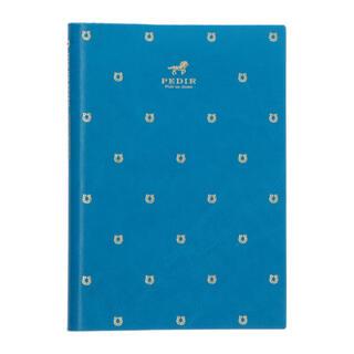 マークス(MARK'S Inc.)の新品 MARK'S マークス 手帳 スケジュール ホースシュー ブルー(カレンダー/スケジュール)