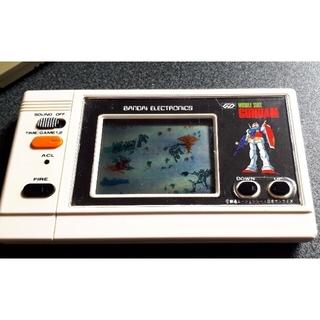 バンダイLSIゲーム GDシリーズ モビルスーツガンダム (携帯用ゲーム機本体)