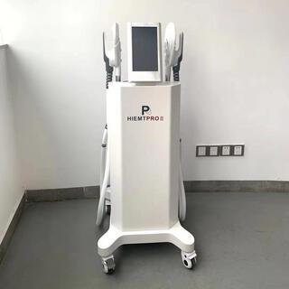 タワー型 EMS 磁気 痩身機 パルス スカルプト 筋肉 PROII(ボディケア/エステ)