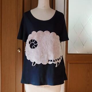 フラボア(FRAPBOIS)のフラボア モコモコ羊 Tシャツ(Tシャツ(半袖/袖なし))