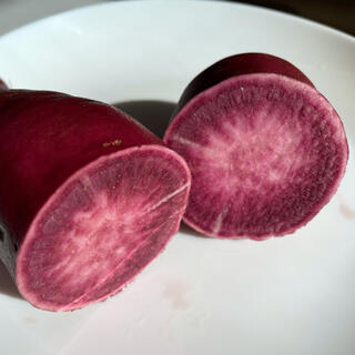 紫芋5キロ(野菜)
