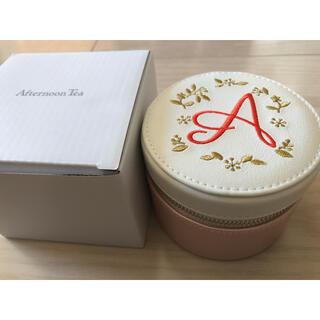 アフタヌーンティー(AfternoonTea)のAfternoon Tea ジュエリーケース(その他)