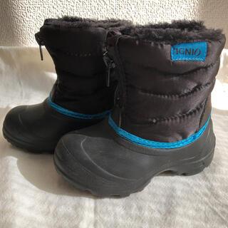 スノーブーツ 14センチ(長靴/レインシューズ)