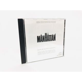 【プレミア盤】映画『マンハッタン』サントラCD/ウディアレン/廃盤/新品同様(映画音楽)