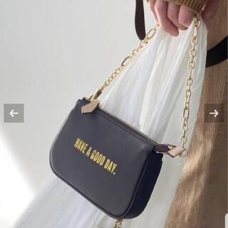アパルトモンドゥーズィエムクラス(L'Appartement DEUXIEME CLASSE)のアパルトモンGOOD GRIEF グッドグリーフ バッグ phone bag(ポーチ)