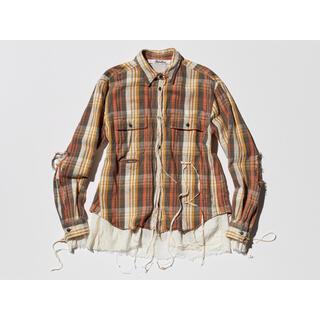 サンシー(SUNSEA)のMidorikawa 20aw shirts (ブルゾン)