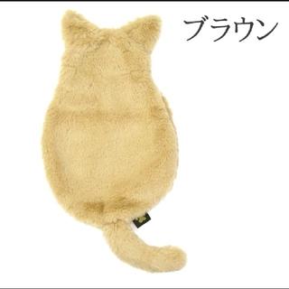 新品 USBウォーマー ベージュCat 猫ちゃん(電気ヒーター)