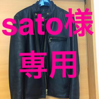 バンソン(VANSON)の革ジャケット ★ vanson(レザージャケット)