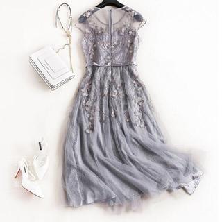 結婚式 ドレス(ミディアムドレス)