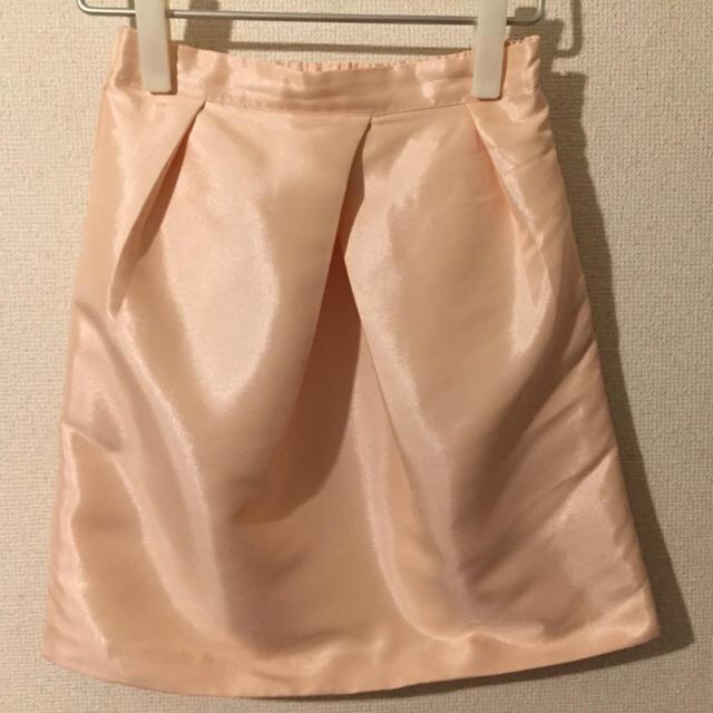MERCURYDUO(マーキュリーデュオ)の♥︎夏セール♥︎サテン上品スカート レディースのスカート(ミニスカート)の商品写真