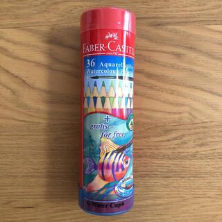 ファーバーカステル(FABER-CASTELL)の【FABER-CARTELL】水彩色鉛筆 36色セット(色鉛筆)