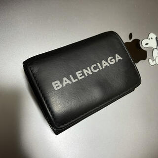 Balenciaga - 【確実正規品】バレンシアガ  ミニウォレット ブラック