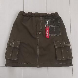エックスガールステージス(X-girl Stages)のエックスガール スカート130cm(スカート)