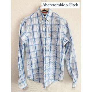Abercrombie&Fitch - Abercrombie&Fitch(アバクロンビー&フィッチ)メンズシャツ