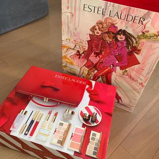 エスティローダー(Estee Lauder)のエスティーローダー クリスマスコフレ2020(コフレ/メイクアップセット)