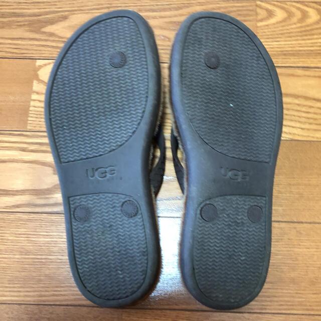 UGG(アグ)の【UGG】ビーチサンダル W FLUFFE レディースの靴/シューズ(ビーチサンダル)の商品写真