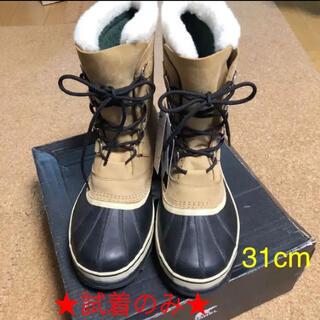 ソレル(SOREL)のソレル スノーブーツ 31cm(ブーツ)