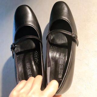 バークレー(BARCLAY)の神戸の靴 神戸セレクト パンプス 黒(ハイヒール/パンプス)