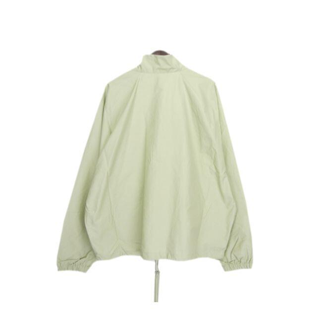 FEAR OF GOD(フィアオブゴッド)のフォグエッセンシャルズESSENTIALS■ハーフジップトラックジャケット メンズのジャケット/アウター(ブルゾン)の商品写真