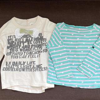 ゴートゥーハリウッド(GO TO HOLLYWOOD)のgotohollywood デニム&ダンガリー  Tシャツセット 100 (Tシャツ/カットソー)