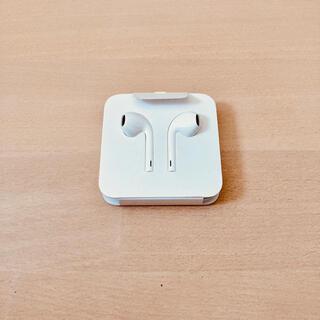 アップル(Apple)のApple 純正イヤホン(ヘッドフォン/イヤフォン)
