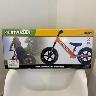 ストライダー スポーツ 12インチ  オレンジ 新品未使用(自転車)