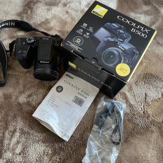 Nikon - クールピクス B500