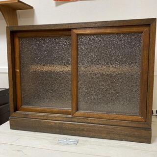 古物古道具 食器棚 昭和アンティーク(キッチン収納)