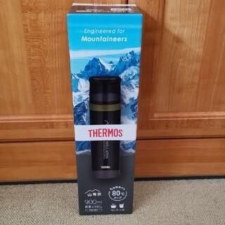 サーモス(THERMOS)のTHERMOS サーモス 山専ステンレスボトル 0.9L FFX-901(登山用品)