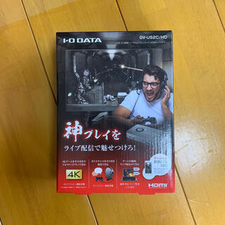 アイオーデータ(IODATA)のGV-US2C/HD(PC周辺機器)
