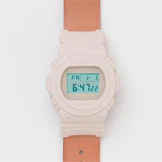 ジーショック(G-SHOCK)のHender Scheme × G-SHOCK (腕時計(デジタル))