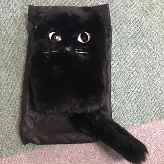 新品レストローズ ノベルティ 猫ポシェット