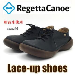 リゲッタカヌー(Regetta Canoe)の新品未使用 Regetta Canoe リゲッタカヌー レースアップシューズ(ローファー/革靴)