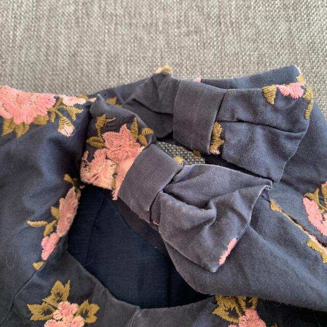 TOCCA(トッカ)のTOCCA 120 刺繍ワンピース キッズ/ベビー/マタニティのキッズ服女の子用(90cm~)(ワンピース)の商品写真