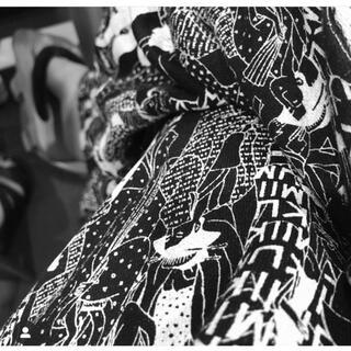 アイ(i)の【IKUMI×ALISA】UKIYOE PRINTSWEATPANTS 値下げ中(スラックス/スーツパンツ)