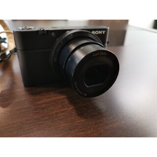 SONY - SONY Cyber-shot DSC-RX100