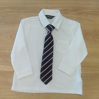 コムサイズム(COMME CA ISM)のコムサイズム ネクタイ付シャツ(ブラウス)