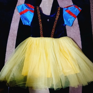 ディズニー(Disney)の訳アリ白雪姫ドレス(ドレス/フォーマル)