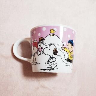 スヌーピー(SNOOPY)の【新品未使用】ケンタッキー スヌーピーコラボ マグカップ(食器)